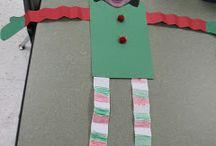 School-Christmas / by Megan Wiltz