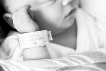 Newborn/Hospital Photos / by Emma Ashby