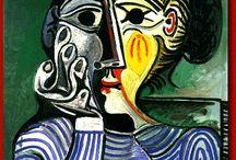 ART: Perfect Picasso / by Greta Hansen-Money