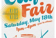 Craft Fair Posters / by Bonnie Hughes