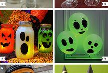 Halloween Craft Ideas / by Joanie Kikendall-Bunch