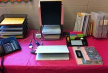 School Organization and Planning / by Martha Shafer