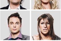 Big Bang Theory / by samantha walsh