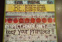 Signs of Life / by Lynchburg Homeschool