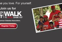 Health / by American Diabetes Association, North Dakota Office