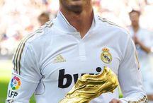Cristiano Ronaldo / by Jennifer Hanley Kerns