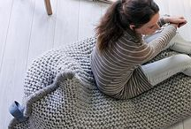 Knitting and crochet for the home / by Ann
