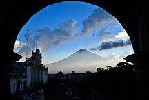 Antigua/Attitlan/Tikal/Guate / by Marta