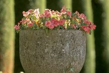 Concrete Urn / by Reclaimed Wood, Inc.