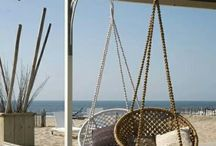 Hanging chairs / by Tomas Reyes T