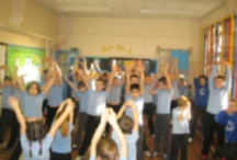 Kids fitness classes / All children need to be encouraged to move more and remain active. / by Liz Hindley