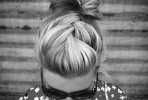 Hair - Style It / by Alexis Juday-Marshall