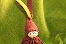 waldorf crafts  / by Nurtured Mama