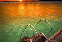 Places I'd Like to Go / by Dani Hampton