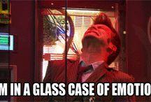Doctor Who Feels / by Kristen Barho