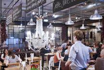 Cafe/Restaurant Design / by Amanda Ryan