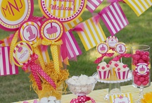 Party Ideas / by Crystal Dunn from My Ramblings