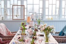 Tablescapes / by Ruth Dunn