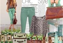 Outfits / by Bernadina Swismaya