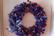 memorial wreath / by Nina Gfran