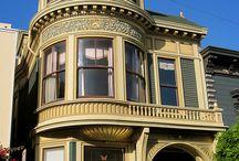 Architecture : Victorian / by Patti Taylor