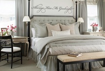 Master Bed & Bath / by Michelle Barclay