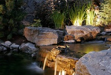 Outdoor Lighting / by All Oregon Landscaping Inc