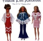 Crochet Barbie Fashions / by The Crochet Crowd