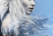 A Song of Ice and Fire / by Leah Sims