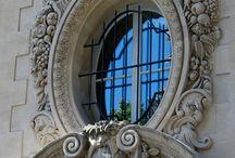 Architectural Details: Windows / by Royce M. Becker