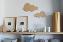 Clouds at Home / I see a trend: clouds. / by Marie / Markhed Design