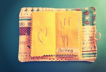 Quilting / by Rogerio Wilbert (Notavel)