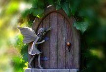Finding Fairies / by Ilona's Garden
