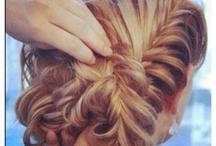 hair / by Kayla Thompson