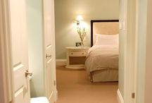 Basement bedroom / by Christine Niewinski