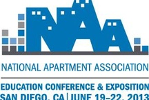 2013 NAA Education Conference and Exposition / by Criterion Brock