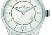 top rated Tommy Hilfiger watches for men / by Laura Anies