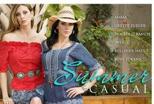 Pinto Ranch / Upscale men and women's Country Western clothes. / by First Models