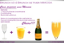 Receitas: Drinks / by Sabrina Mix