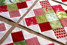 DIY - Quilt Pattern Ideas / by Robin George-Coon