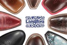 Langston's Western Wear / by Millie McClave