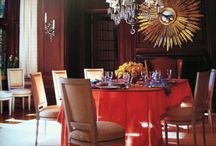 Table Inspiration / by Moyarta. Elegant Entertaining.
