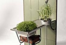 Green / Green, Gardens, Grow, Great. / by Jane Borock
