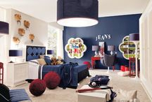 Updated boys room / by Erin Van Arsdell Durning