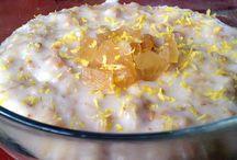 Food - Breakfast - Cereal/Oatmeal/etc. / by Janey (Utah Valley Foodie)
