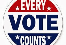 Elections / by Michael Morton