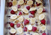 food: most important meal of the day / by Stephanie McVicker