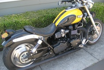 motorcycles / by Mike Hickey