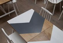 Tables / by Christiana Keller