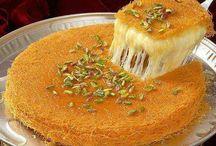Mideastern desserts / by Manal Kattoula